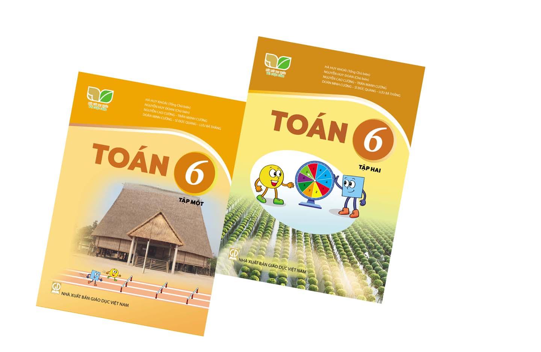 Giáo khoa lớp 6 bộ sách nhà xuất bản giáo dục