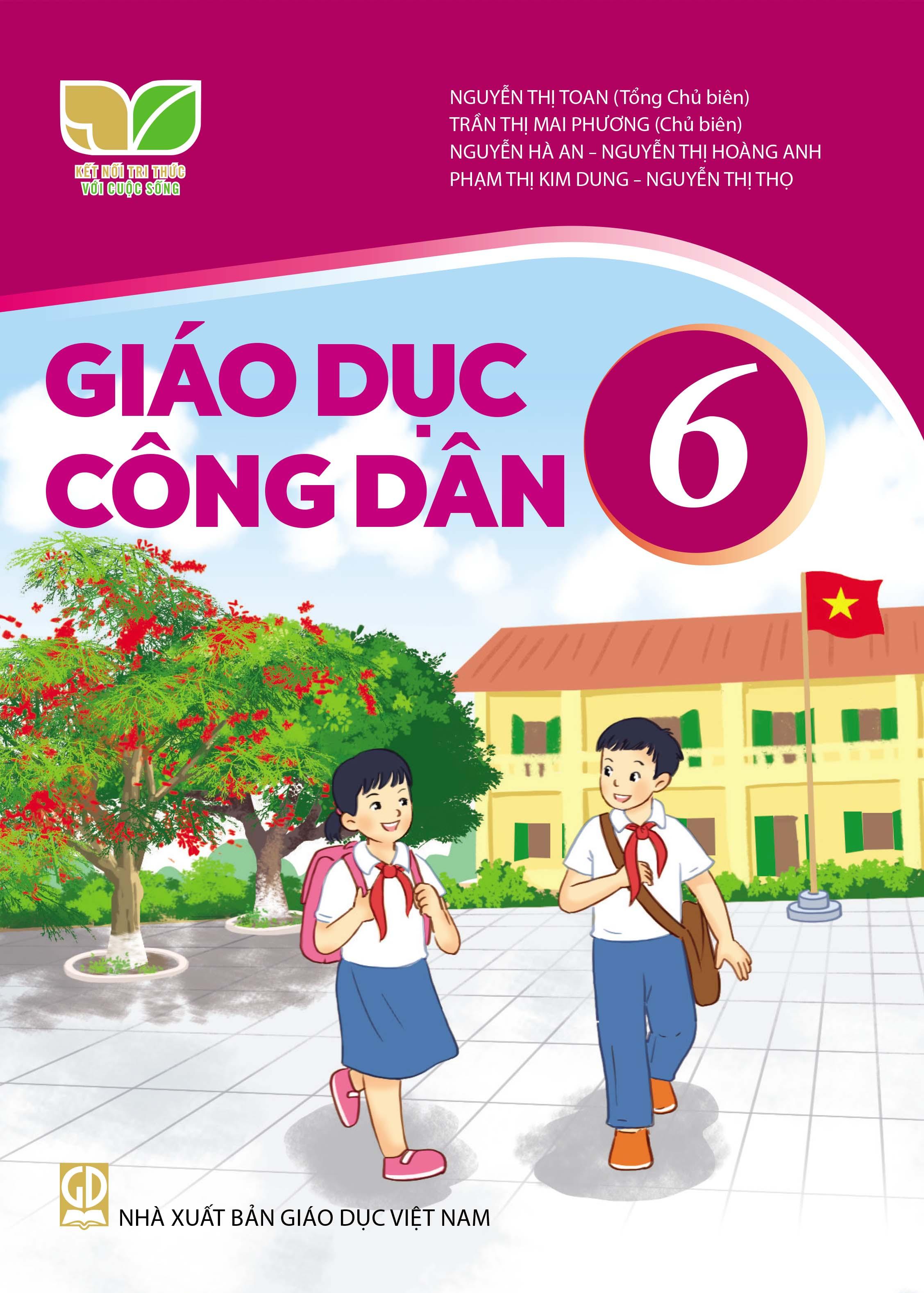 Giáo khoa lớp 6 bộ sách nhà xuất bản giáo dục - 290649