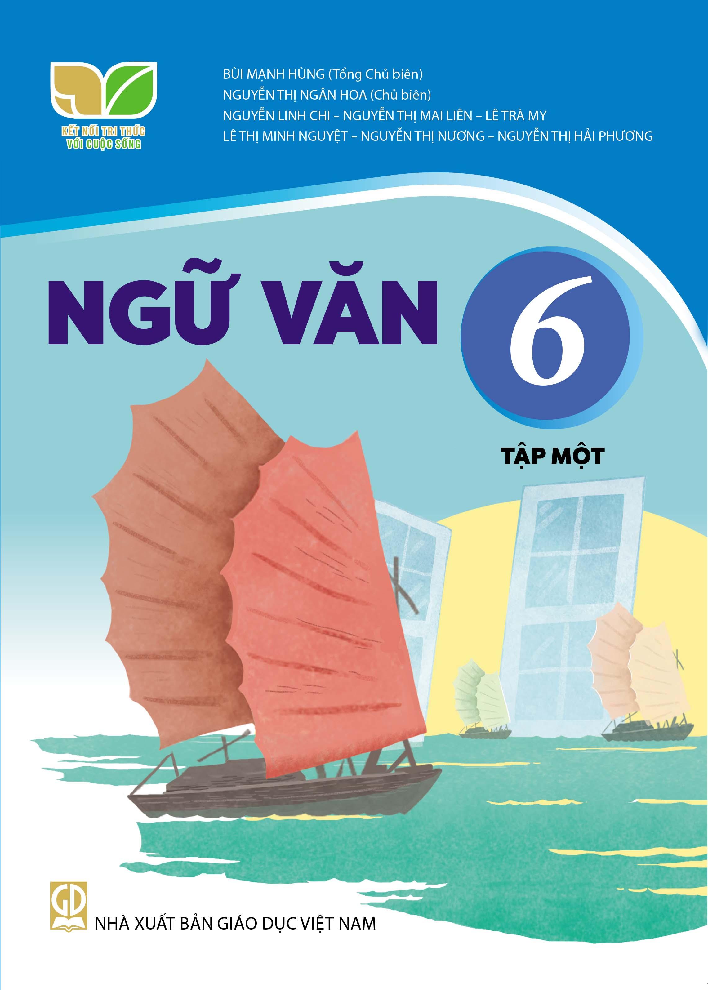 Giáo khoa lớp 6 bộ sách nhà xuất bản giáo dục - 290646